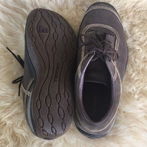 Merrell Shoes - Merrell Cypress chocolate performance shoes